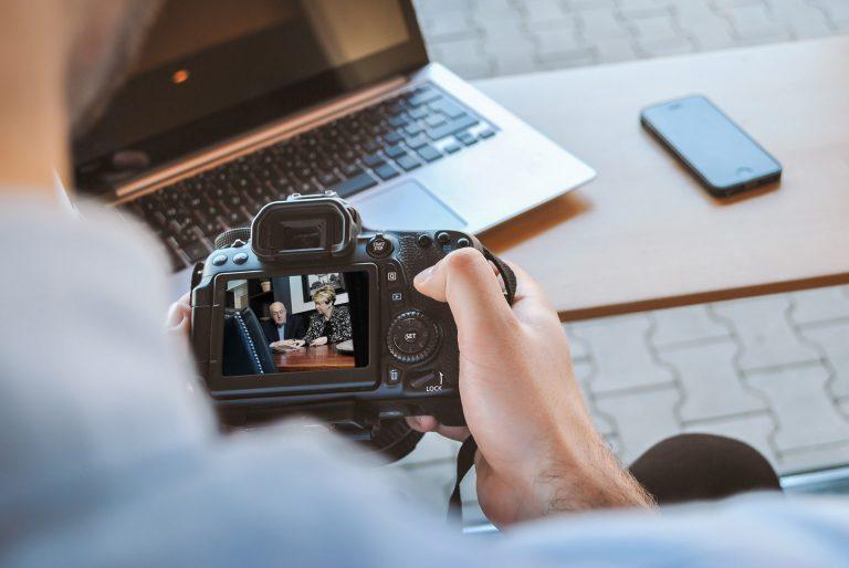 Werkwijze fotografie